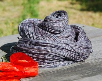 Konnezumi | Hand Dyed Lace Weight Yarn 800m/100g Extra Fine Merino & Silk