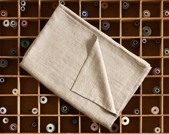 Natural Linen Fabric By Meter, Undyed Linen Fabric,Softened Linen By Yard,Stonewashed Linen Fabric,Washed Linen Fabric,Pure Linen Fabric