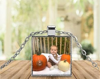Custom Photo Necklace; photo Necklace; Christmas Photo Gift; Custom Photo Gift; Personalized Photo; photo gift