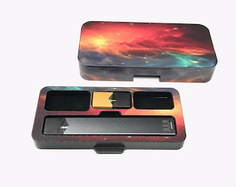 JUUL Vape travel case Nebula 8 S435 design