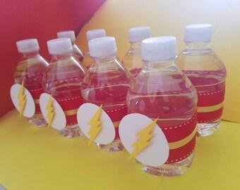 The flash water bottle design