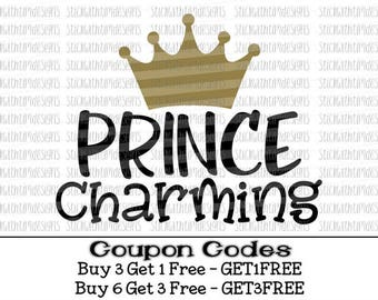 Prince Charming Svg, Baby Boy svg, Hello World svg, New Baby svg, Newborn svg, PNG Cut Files Svg files for Silhouette, Svg files for Cricut