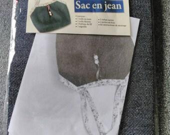 New jean bag sewing kit!