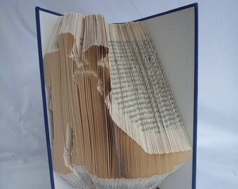 Wedding Couples Folded Book