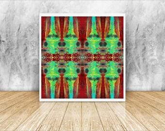 Dreamtime - 30x30cm Canvas Print