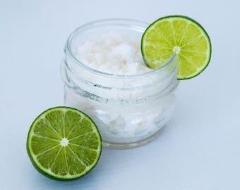 Organic Sea Salt Body Scrub