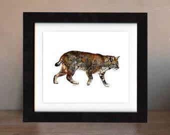 cat, wall art, original art, original paintings, wall art, art, original painting, cat lover gift, cat decor, cat present, saltwatercolors