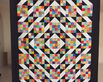 Quilt Top (Unfinished)