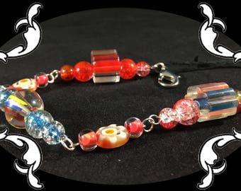 Candy Striper Bracelet