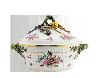 SPRING SOUP TUREEN