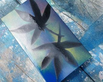Hand Painted Stash Box