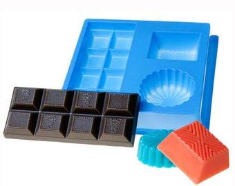 "Soap Making Kit ""Chocolate"""