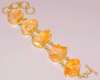 Designer citrine fashionable handmade Bracelet