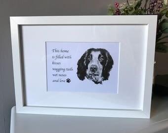 Your Dog Frame