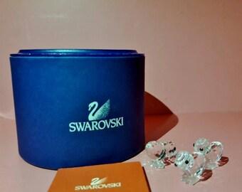 Swarovski Crystal Baby Chicks-Swarovski Baby Chickens-Crystal Chicks-Crystal Animals-Vintage Chicks-Swarovski Animals-Silver Bay Crystals