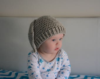 multiple size and colours - baby bunny hat - crochet bunny hat - newborn photo prop - toddler winter hat - toddler bunny beanie