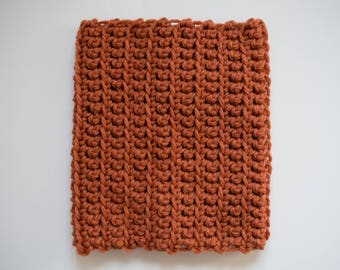 Neck Band, Unisex-Orange