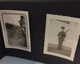 WWII photographs