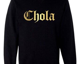 Chola Crew Neck Sweater