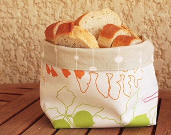 """Country"", washable, eco-friendly waterproof basket"