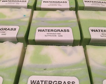 Watergrass Buttermilk Soap