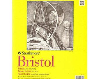 Strathmore 300 Series Bristol (Vellum) 11 in. x 14 in.