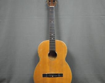 Vintage 1960's ZimGar Guitar