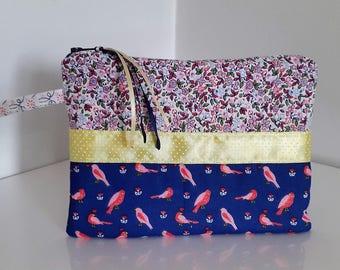 Flat clutch / pouch fabric