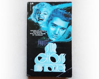 Hans Holzer - Star Ghosts - occult supernatural vintage paperback book - 1979