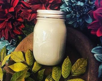Stress Relief Mason Jar Candle