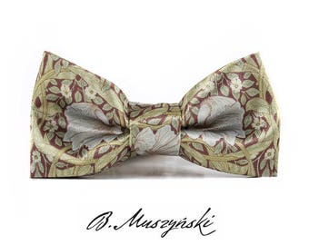 Bowtie William Morris #3