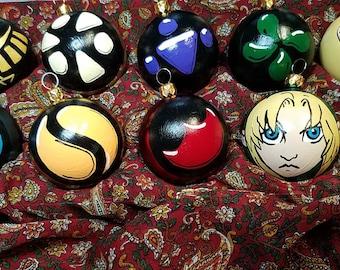 Legend of Zelda Ornaments