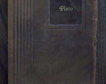 The Republic of Plato (Leatherbound)
