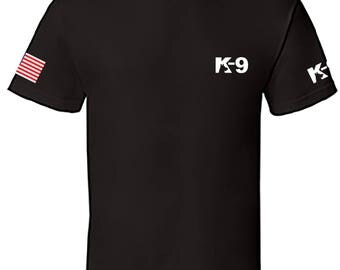 American K-9 T-Shirt