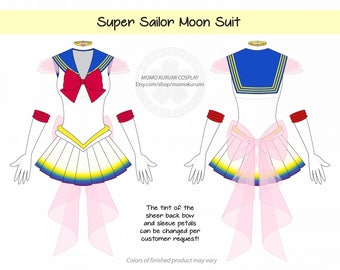 Super Sailor Moon Suit