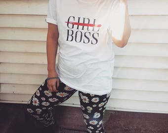 Not Your Average Girl Boss Shirt