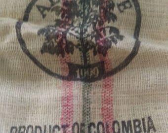 Colombian Coffee Bean Bag