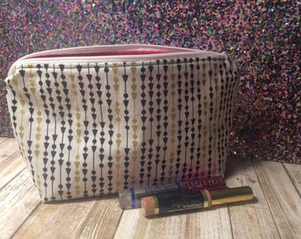 Lipsense Makeup Cosmetics Bag Holds 24+