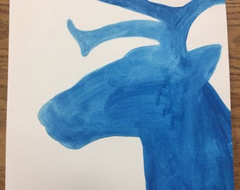 Reindeer ORIGINAL ART