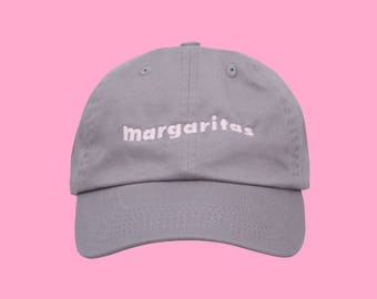 Margaritas, Tacos And Tequila, Tumblr Dad Hat, Mexican, Cinco De Mayo Hat, Vaporwave Dad Hat, Cyber Dad Hat, Soft Grunge