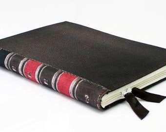 """13"""" Macbook Air Case Brown Old Vintage Book Case Antique Macbook Case Laptop case 13 inch case 13 macbook sleeve 2013 macbook air 13 sleeve"""