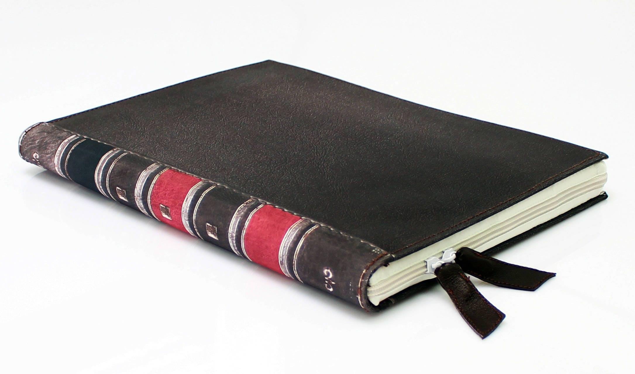 Old Book Macbook Case ~ Macbook air case brown old vintage book antique