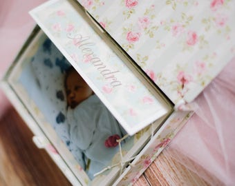 Photo Album, Personalised Album, Scrapbook Album, Album, Anniversary Gift, Wooden Photo Album, Wooden Album, Family Photo Album, Photo Book