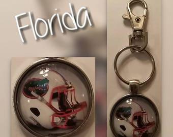 Florida Gators key chain
