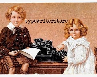 Yost Advertising Postcard