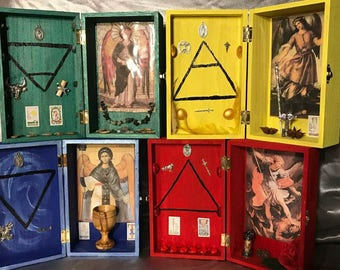 Elemental Altar Set