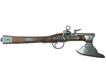 17th Century German Axe Pistol Replica