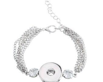 Bracelet chain snap Click