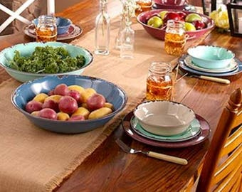 Rustic Dish ware