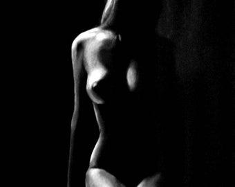 17 pastel nude woman painting modern painting